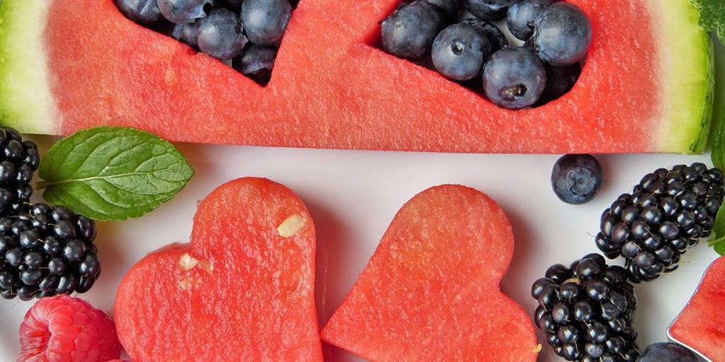 Frutas del mes de Agosto
