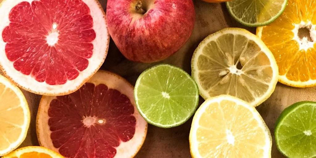 Frutas del mes de Septiembre